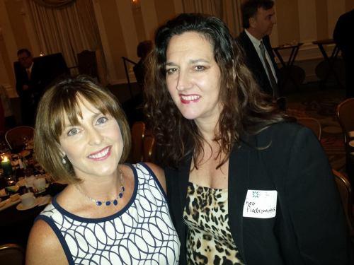 Theo Prodromitis and US Representative Kathy Castor