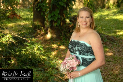 Erin and Wes Van Auken- Newlyweds- Michelle Nault Photography